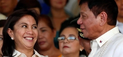 This I promise you! Duterte guarantees Robredo the vice presidency will not be stolen from her