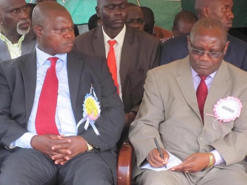 Mwanasiasa wa Kisii arudi Jubilee baada ya kuhamia ODM