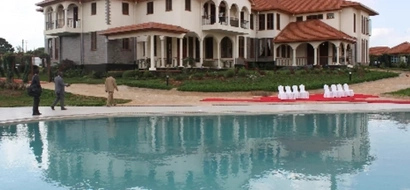 The Plush Insides of Deputy President William Ruto's multi-million house in Karen (Photos)