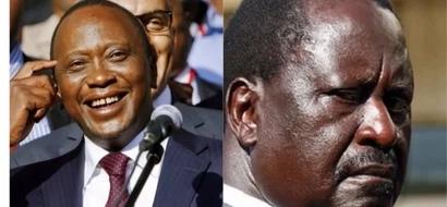 9 Kenyan celebrities who are working round the clock to ensure Uhuru beats Raila on August 8