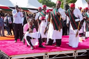 See where Uhuru and Ruto are as doctors' strike bites across the country bitterly (photos)
