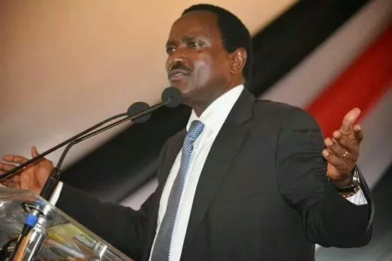 Gatundu is full of jiggers and alcoholics yet it produced two presidents, Kalonzo tells off Uhuru