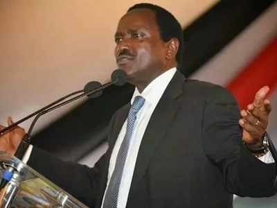 Investigations launched after Kalonzo Muyoka realises he shares an ID number with a woman