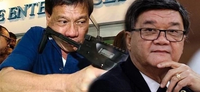 Aguirre justifies President's careless admission of killing drug suspects as another hyperbole