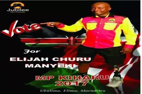 Kutana na mwaniaji wa kiti cha ubunge anayeuza MBWA ili kufadhili kampeni zake
