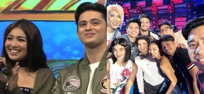 Wala munang serye! Nadine Lustre admits JaDine fans have to wait long before they appear on TV series once more