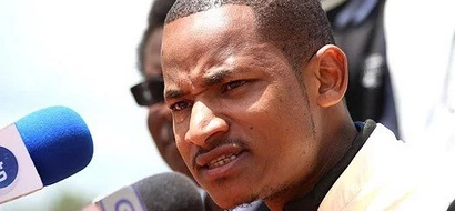 Babu Owino declares war after Uhuru banned him from re-election