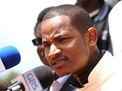 Embakasi East MP Babu Owino in hot soup over fist fight with Jaguar