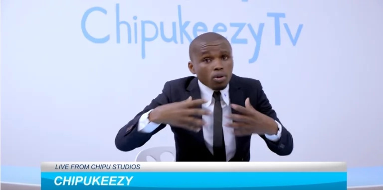 After Eric Omondi's video, Chipukeezy now follows with a funny clip trolling artists