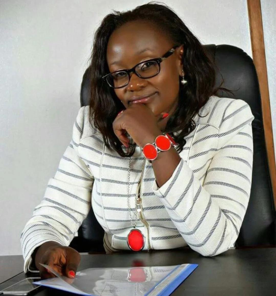 Former Jubilee Senator Joy Gwendo arrested