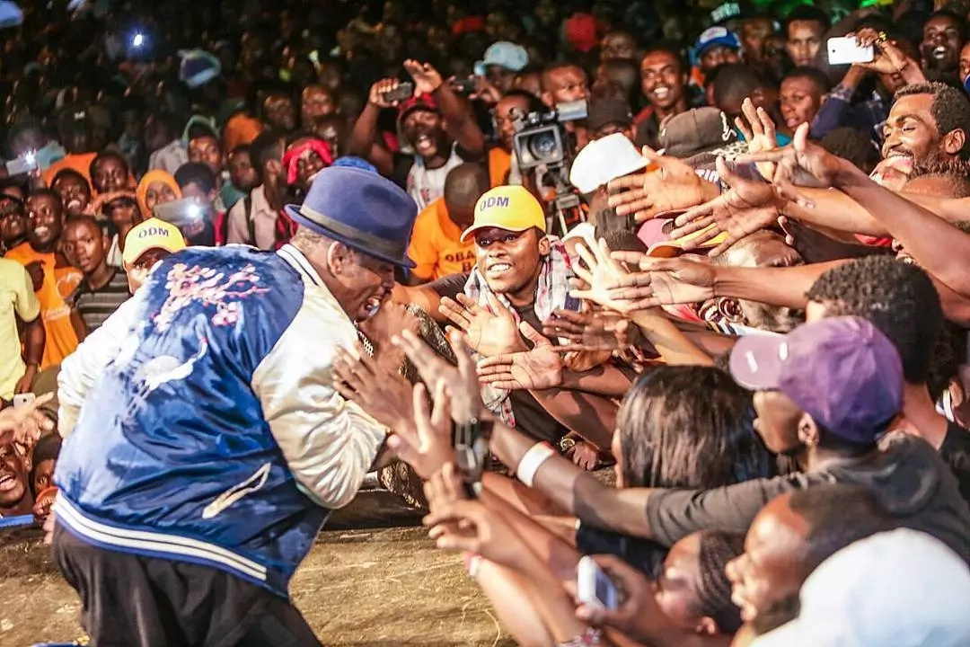 Singer Ali Kiba links Diamond Platnumz to his shoddy Mombasa performance