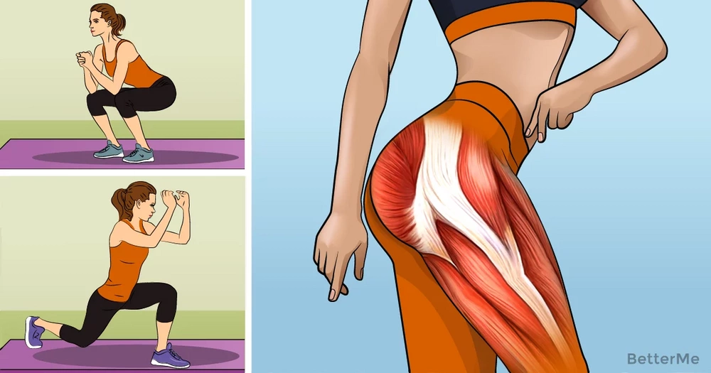 9 effective exercises that can help your legs look beautiful