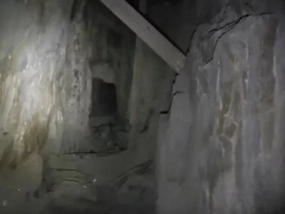 SO CREEPY! A man exploring an abandoned mine recorded freaky 'talking' sounds