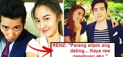 Heartbroken Renz Fernandez stunned netizens with his revelations about courting Kris Bernal: 'Parang alipin ang dating'