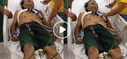 Pinabayaan si tatay! Mourning netizen laments his father's death after a heartless doctor neglected his call for help