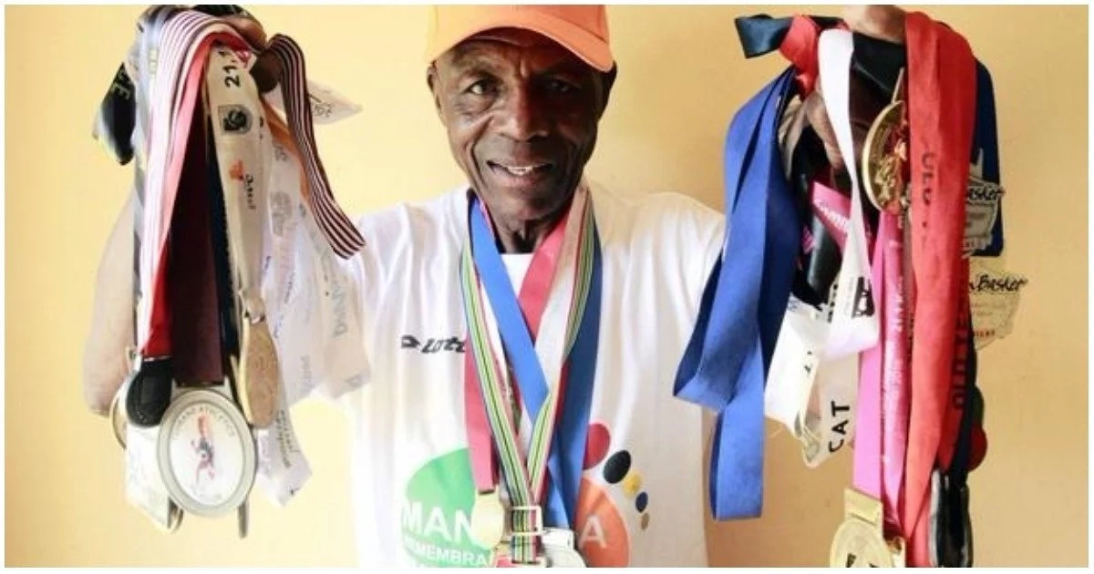 71-year-old man wins 23 races after being shot in the leg in 2001