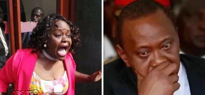 Sheria inasema nini kuhusu aliyoyafanya Millie Odhiambo Bungeni?