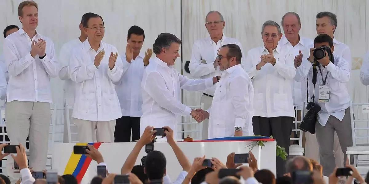 Fotografía: Presidencia de Colombia