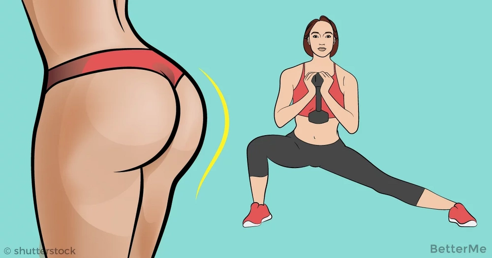 10 minutes workout that can sculpt your butt