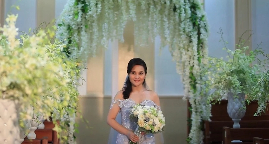Ito talaga ang forever! Official video of Gladys Reyes and Christopher Roxas' renewal of vows