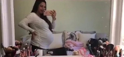 This mother-to-be LIVESTREAMS birth of her child on Facebook (photos, video)