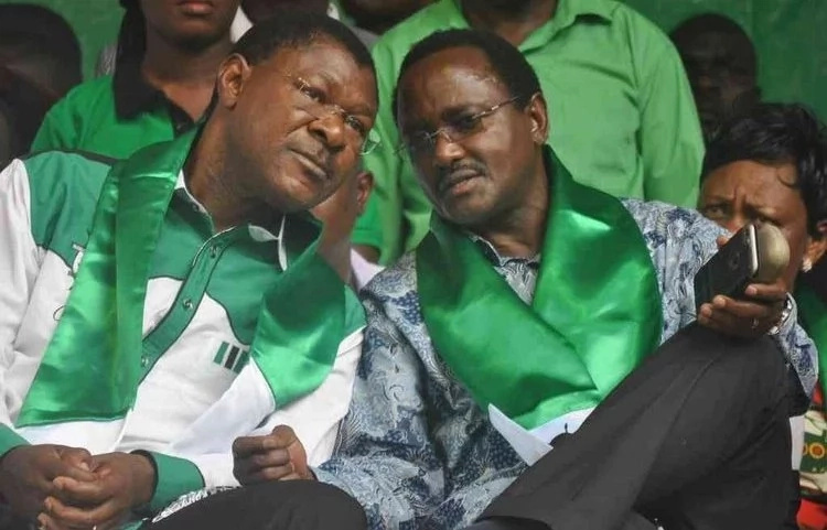 Police deny holding Kalonzo under house arrest during Raila's swearing-in