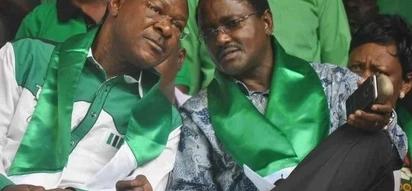 Kalonzo skipped Raila swearing-in because of Ruto - Farah Maalim