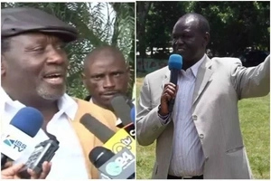 MGANGA maarufu aliyeletwa kwa Kiraitu Murungi na muasi wa ODM sasa ajidai kuwa Pasta