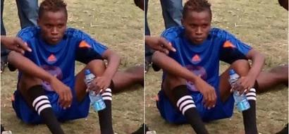 HEARTBREAK as talented footballer Kadenge DIES