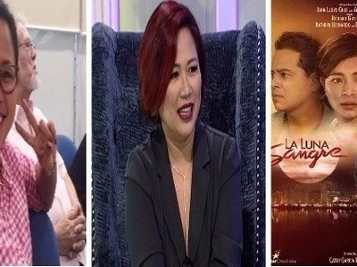 Direk Cathy Molina-Garcia saddened over 'La Luna Sangre' exit, told by ABS-CBN management to focus on 'Seven Sundays'