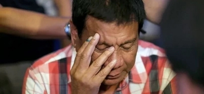 Duterte sees his decision to run for president as a 'mistake'