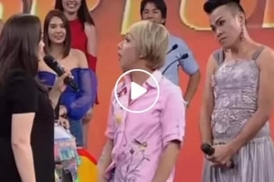 Comedy duo DonEkla made netizens laugh with video featuring famous Pinay 'kontrabidas'