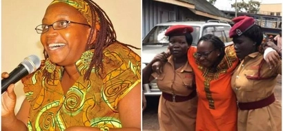 "Female academic who called PRESIDENT pair of ""backsides"" released on bail (photos)"