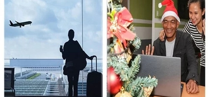 OFW's greatest heartache: Spending Christmas away from their families