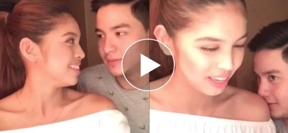 Nakakakilig! Heartthrob Alden describes Maine when asked about perfect girlfriend