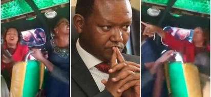 Alfred Mutua awaokoa wanahabari wa KTN dhidi ya kuteketezwa hai