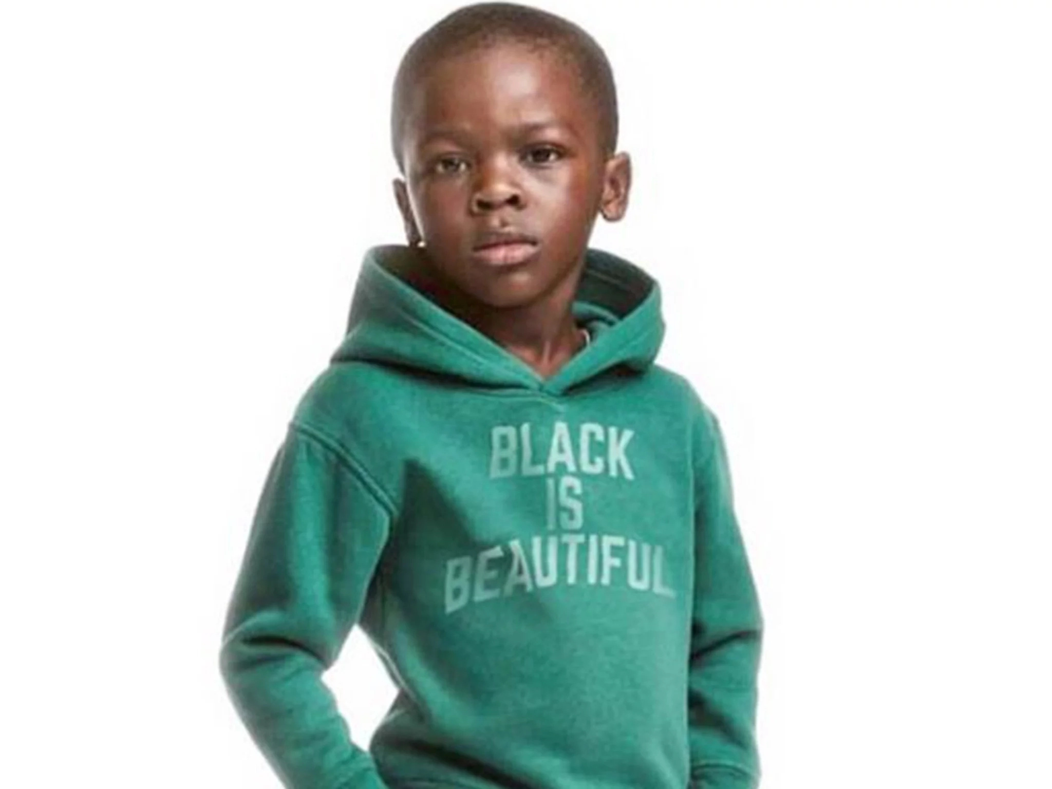 H&M Model's Mom Defends Racist Ad: