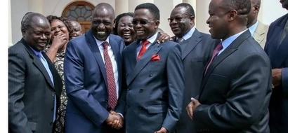 DP Ruto reveals why Namwamba is restless in ODM