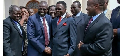 Ruto talks about Luhya leaders days after being embrassed by Ababu