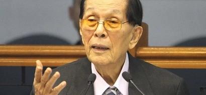 Enrile: Martial Law can stop crimes