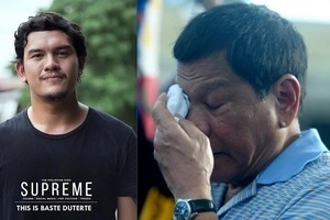 Baste to President Duterte: He is a very humble man