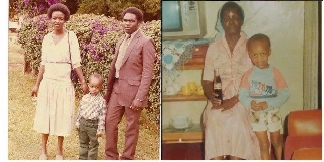 We now have photographic evidence of how poor rapper Prezzo's family was (photos)