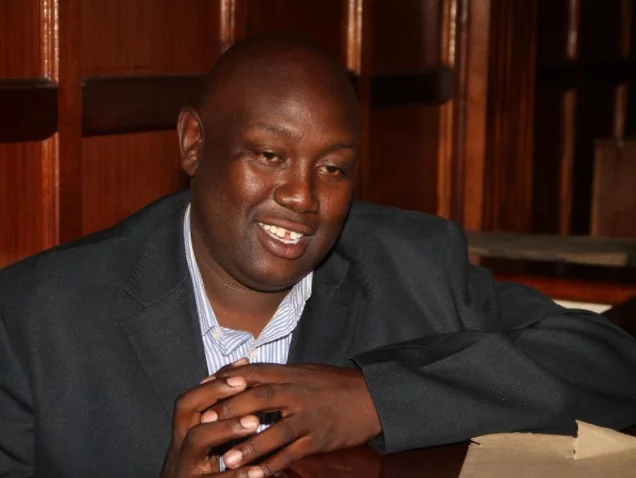 Police imposter Waiganjo released by court after 4 years in custody