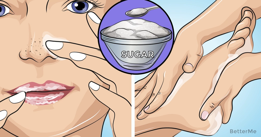 Every woman should know 10 unusual tricks with sugar