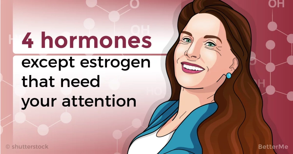4 hormones other than estrogen that need your attention