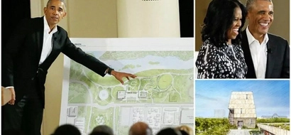 Obama unveils plans for Presidential Center to inspire next generation of leaders (photos, video)