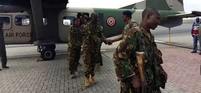 UPDATE: Names of the 16 KDF soldiers killed in the brutal Kulbiyow attack
