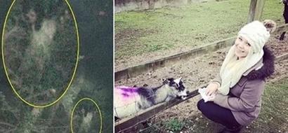 Madre que aún está embrujada por ESTA imagen de una niña huerfana fantasma