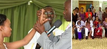 5 never before seen of Raila Odinga Junior's WIFE, Wambui