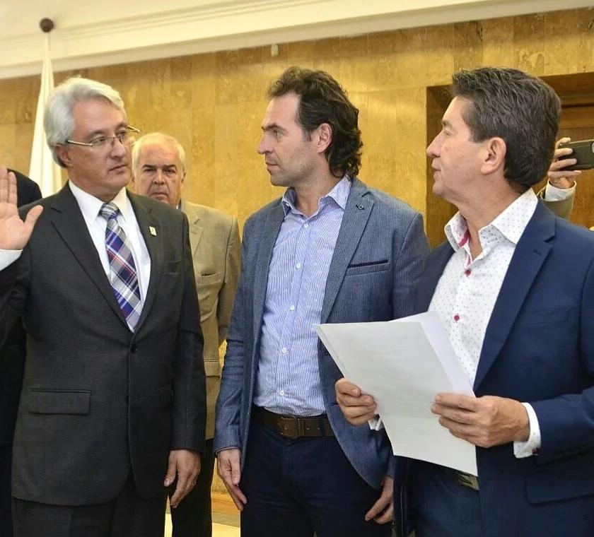 Tomás Elejalde, es oficialmente nuevo gerente del Metro